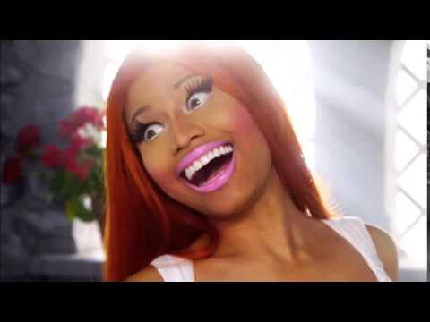 nicki minaj laughing anaconda youtube