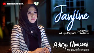 Love story song JANJINE- Adistya Mayasari