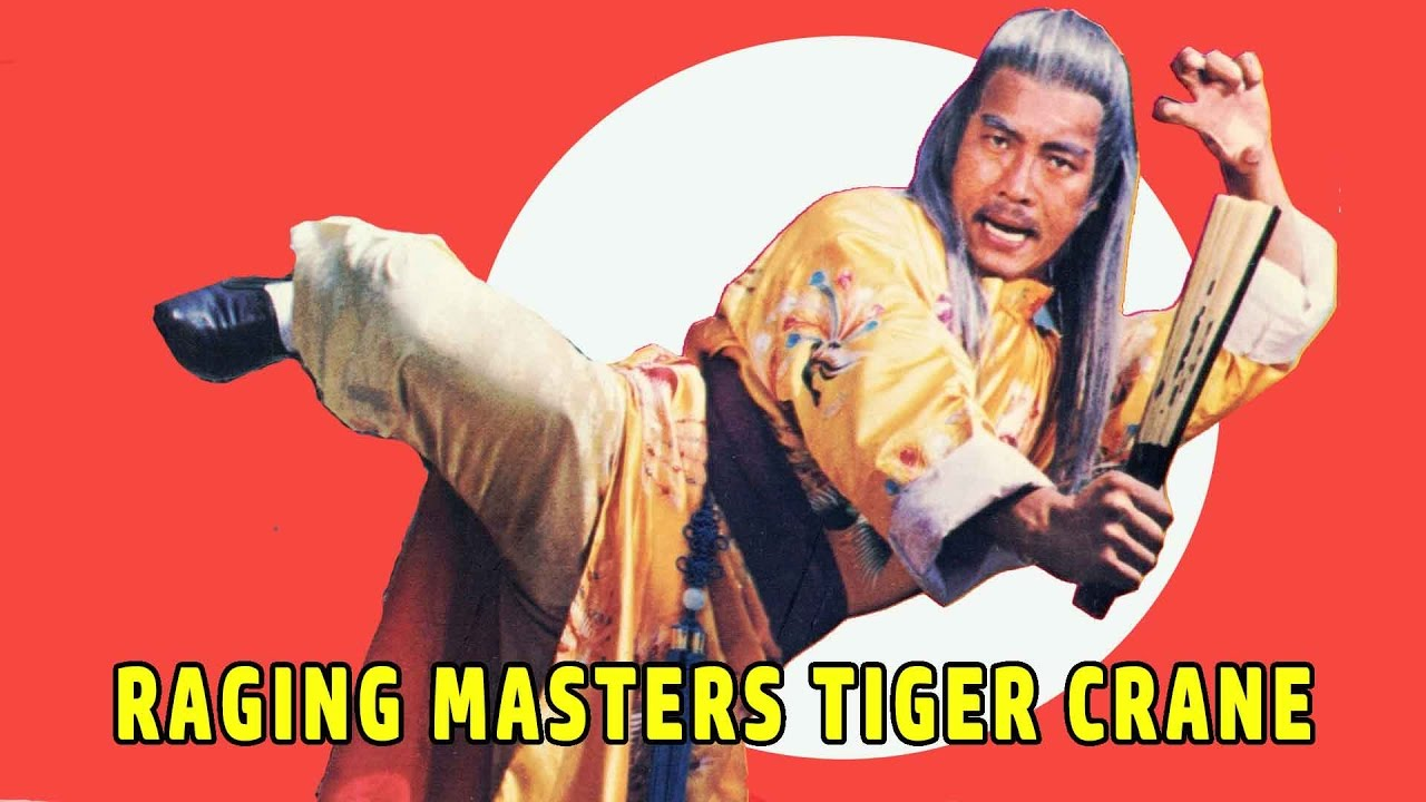 Wu Tang Collection - Raging Master Tiger Crane