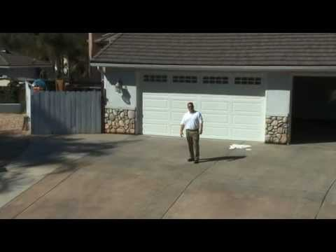 How To Apply A Tinted Sealer On Concrete Driveway Part 1