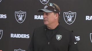 Raiders Jack Del Rio: 'We Need A Big Win And The We Need To Start Stacking Them'