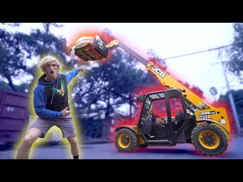 100FOOT GIANT PUMPKIN DROP! **Explosion**