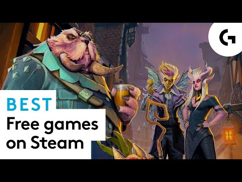 Best Free Games On Steam