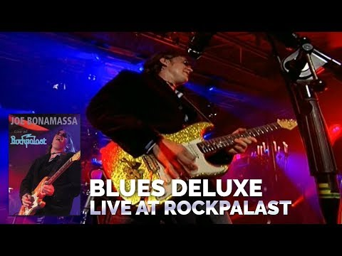 Joe Bonamassa Live Official - Blues Deluxe from Rockpalast 2006 - Face Melting Guitar Solo