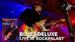Joe Bonamassa Live Official Blues Deluxe From Rockpalast 2006 Face Melting Guitar Solo