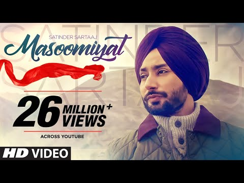 Satinder Sartaaj: Masoomiyat Full Song  Beat Minister  Latest Punjabi Songs 2017  TSeries