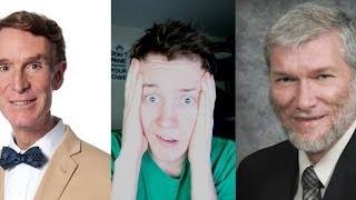 Repeat youtube video Bill Nye vs Ken Ham Debate - My Thoughts