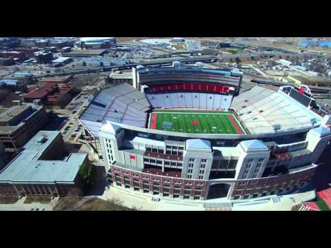 Memorial Stadium - Lincoln Nebraska