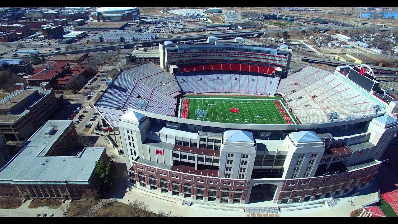 Memorial Stadium Lincoln Nebraska Youtube
