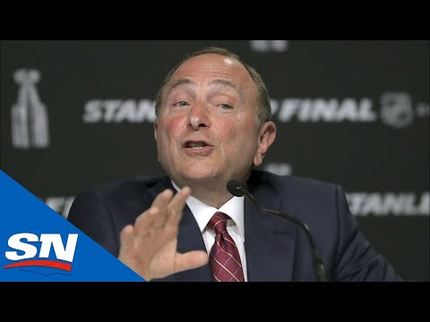 Gary Bettman discussing all options moving forward - Mar 14th ( Please hold your boos )