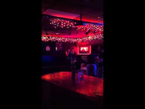 Karaoke night @ the Goat