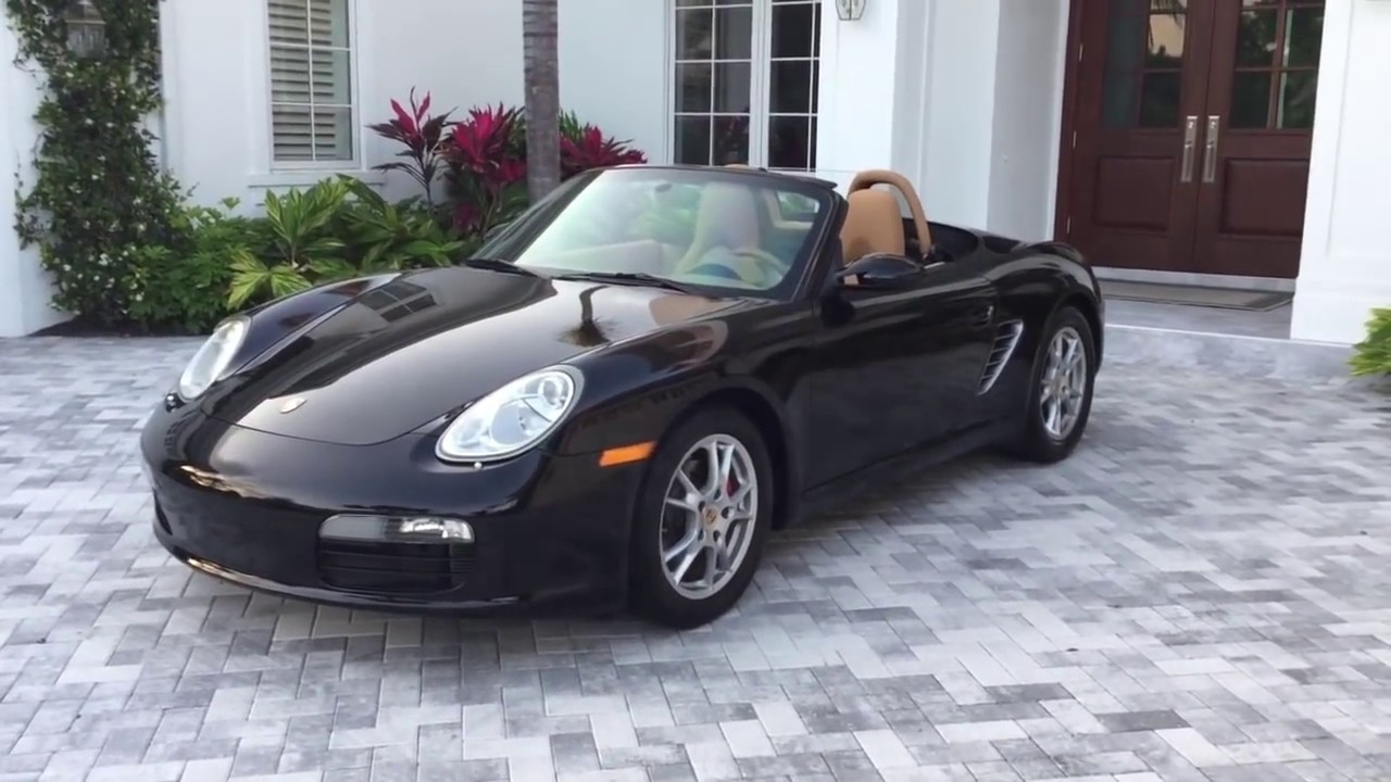 Porsche Boxster Review And Test Drive By Bill