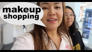 hollister shopping vlog