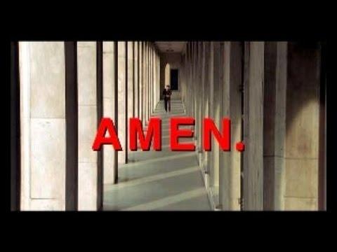 ΑΜΗΝ (Amen) Υποτιτλισμένο Trailer