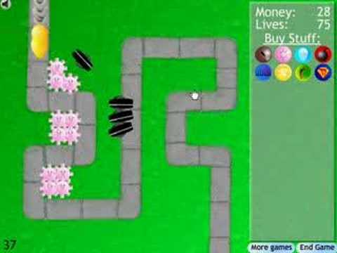 Bloons Tower Defense 2