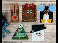 Christmas Craft Sticks