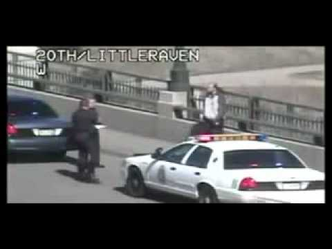 Denver Cops Beat up a Witness to Police Misconduct