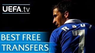 Milner, Lewandowski, Pirlo... the best free transfers
