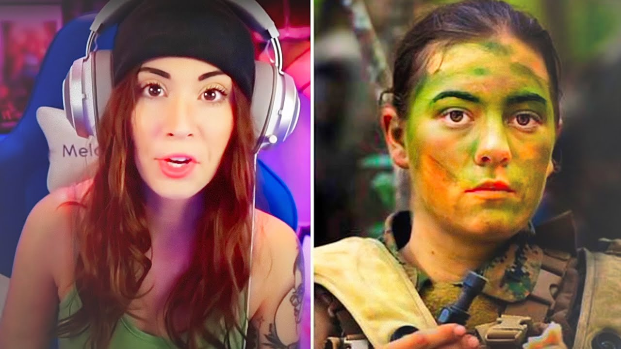 'Elite Gamers' Try the Marine Corps (Marine Reacts)