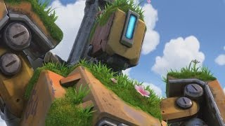 Overwatch Animated Short - The Last Bastion