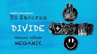ed sheerans divide deluxe album megamix