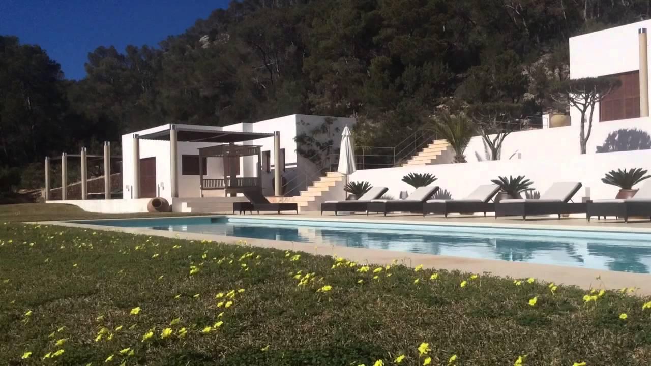 Maison luxe ibiza louer villa propriete atzaro l6 youtube for Maison luxe ibiza