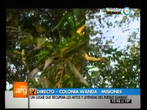 Vivo en Argentina  Wanda, Misiones  Mitos y leyendas  240512