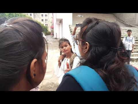 Manoj Maharana | NSUI Thane Silent March against Tilak College | Navi Mumbai