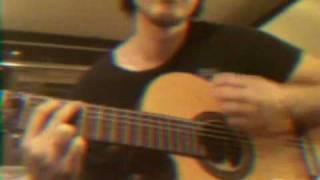 ナキムシのうた/風味堂(カヴァー)/原曲より低いキーで唄ってみました。