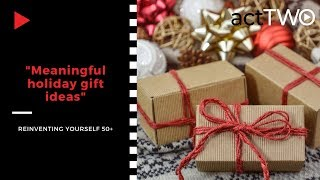 Looking for a holiday gift that's meaningful? perhaps something that might even change someone's life – help them reinvent themselves? in this video, we'll s...