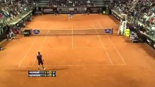 Novak Djokovic - best shots and points of 2011-2012