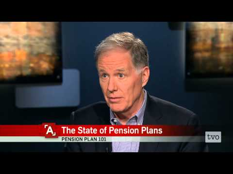 Jim Leech: The State of Pension Plans