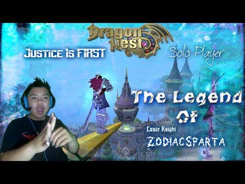 The Legend Of ZodiacSparta - NOSTALGIA!! : DRAGON NEST INDONESIA