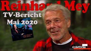 Reinhard Mey - TV-Bericht / Interview zu 'Das Haus an der Ampel' (Brisant, Mai 2020)