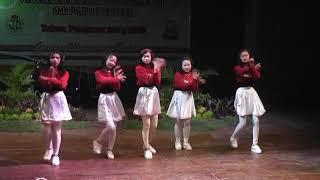 cover dance peek a boo ( SMK PGRI TEGAL)