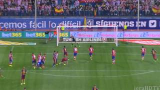 Atlético Madrid vs FC Barcelona -VIP Camera- 12-09-2015 (HD)