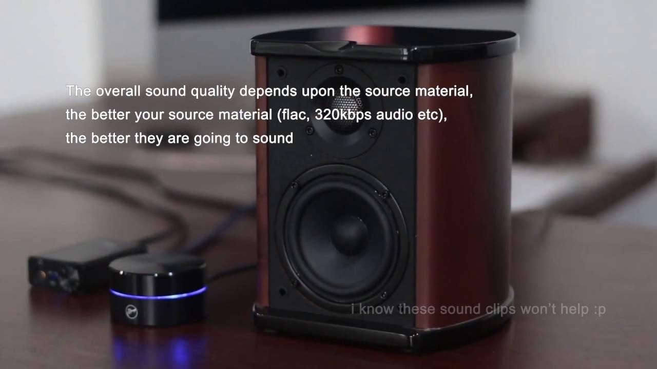 Swans Hivi M50w High End 21 Active Desktop Speakers Daftar Harga Multimedia Speaker Fiio E10k Looks Review And Sound Test