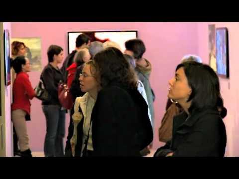 """Exposition """"Révélations, une odyssée numérique dans la peinture"""" au Petit Palais"""