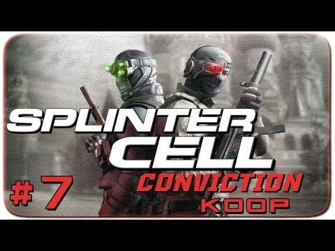 DIE PROFIHACKER!! - Let's Play Splinter Cell Conviction [Koop] [#7] [FullHD]