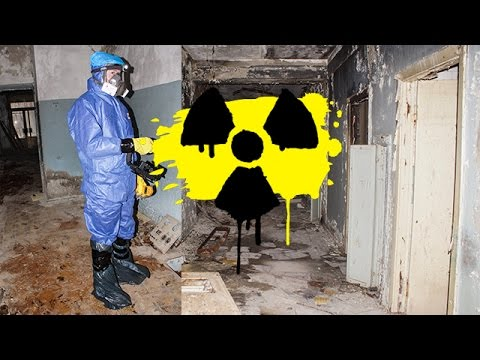 Highly CONTAMINATED Basement of Hospital 126 / Pripyat
