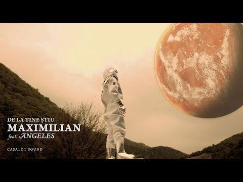 Maximilian - De La Tine Stiu feat. Angeles (Videoclip Oficial)