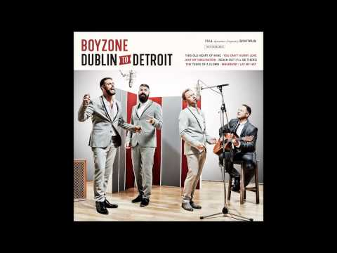 Boyzone - You Can't Hurry Love