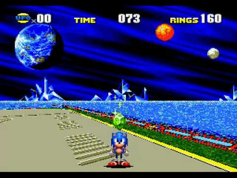 Image result for sonic cd gameplay