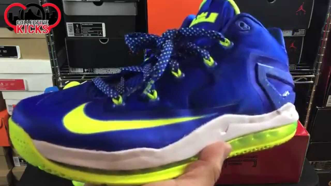 pretty nice 43927 4cb29 Nike Lebron 11 Max Low Sprite Review and On Foot