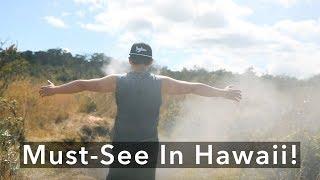 Exploring Hawaii Volcanoes National Park (pt.2)
