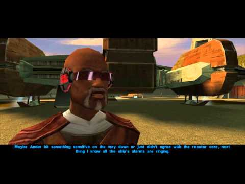 17: KOTOR: Companions Side Quests Introductions