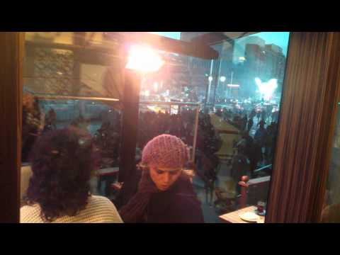 Police Attack in Ankara // Ankara'da Polisin Saldırı Anı