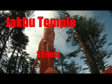 Shimla - Jakku Temple