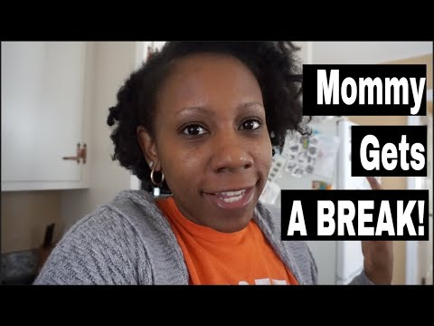 A Day In The Life | Mommy Gets A Break | Daddy Makes Breakfast