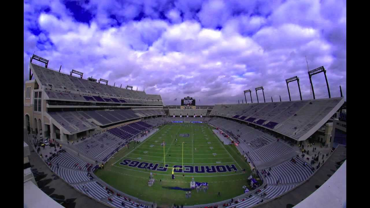 Kickoff time set for TCU football at Texas next Saturday